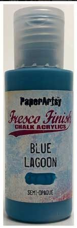 PaperArtsy Fresco Chalk Paint - Blue Lagoon