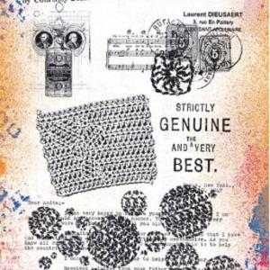 PaperArtsy Stamp Set - ECF7 by Courtney Franich