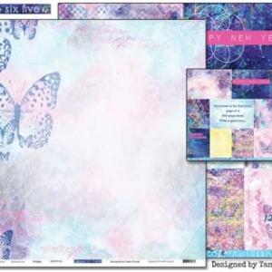 Bee Arty 365 12x12 Paper - Happy