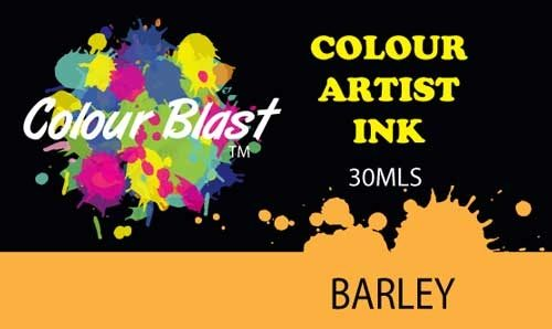 Colour Blast Artist Inks - Barley