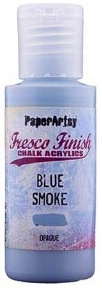 PaperArtsy Fresco Chalk Paint - Blue Smoke
