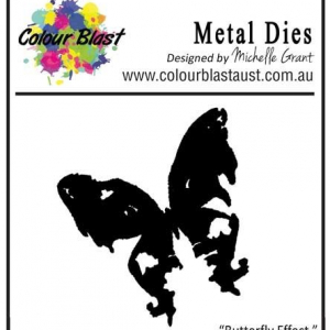 Bee Arty Butterfly Effect Metal Die