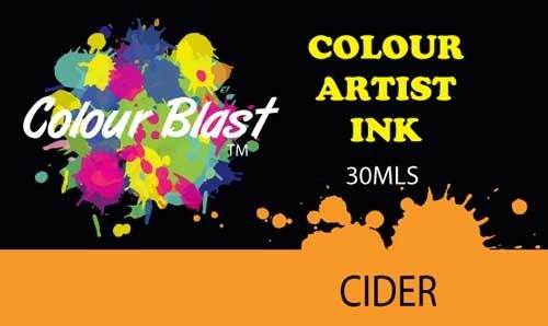 Colour Blast Artist Ink - Cider