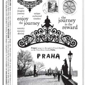 Darkroom Door Stamp Set - Prague Vol.1