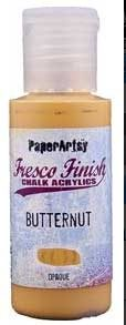 PaperArtsy Fresco Chalk  Paint - Butternut