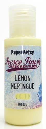 PaperArtsy Freco Chalk Paint - Lemon Meringue