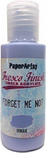PaperArtsy Fresco Chalk Paint - Forget Me Not