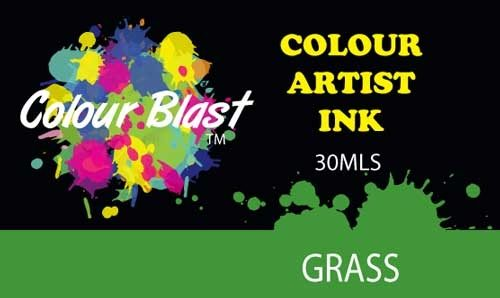Colour Blast Artist Ink - Grass