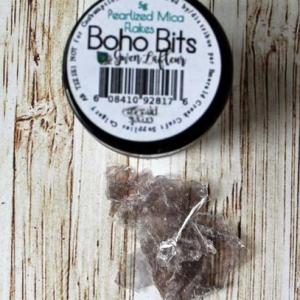 Boho Bits - Pearlized Mica Flakes by Gwen Lafleur