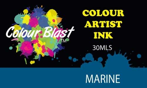 Colour Blast Artist Ink - Marine