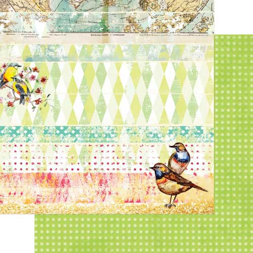 Webster's Pages We Belong Together Cardstock - Nest Collection