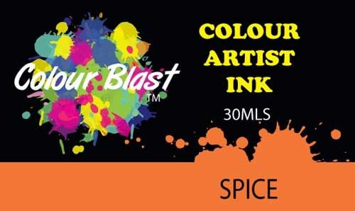 Colour Blast Artist Ink - Spice
