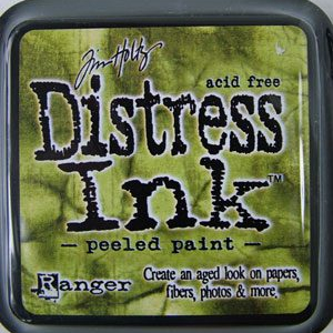Distress Ink Pad - Peeled Paint