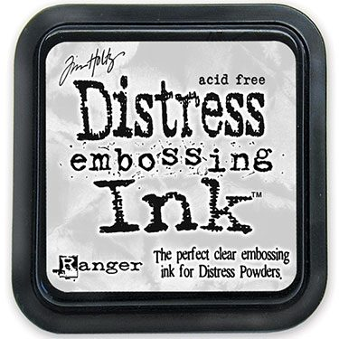 Tim Holtz Distress Embossing Ink Pad